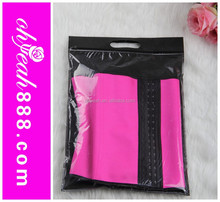 Ohyeah top wholesale fancy design hot pink corset