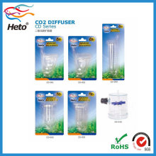 Heto aquarium accessories glass co2 diffuser