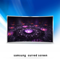 High quality samsung super slim tv hotel curved smart tv 55 inch