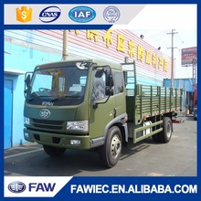 FAW J5K 4x2 Mini Cargo Truck For Sale