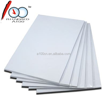A4 220gsm RC high glossy photo paper with silver back
