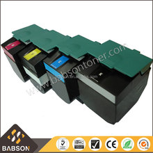 China Suppliers C540 Compatible Printer Color Toner Cartridge for Lexmarks C540H1KG/MG/CG/YG