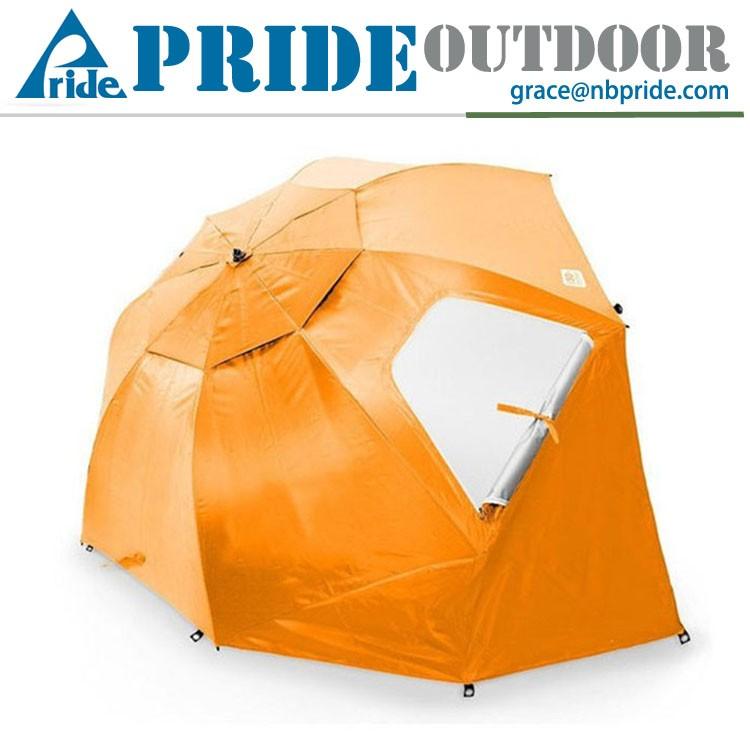 Portable folding china high quality custom cheap umbrella tents sun
