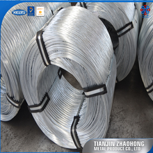 Factory low prtice zinc coated galvanized steel wire for cotton baling