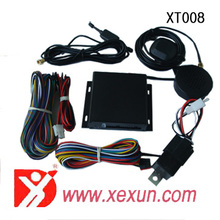 tamper proof gps vehicle tracker with oil sensor with Camera or RFID or OBD2 free car tracking system software