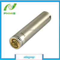 2014 the best selling products made in china ecig mod 26650 stingray mechanical mod
