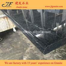 Multifunctional granite black pearl standard granite slab size made in China