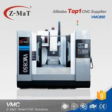 Professional factory superior customer care perfect design used vmc machine