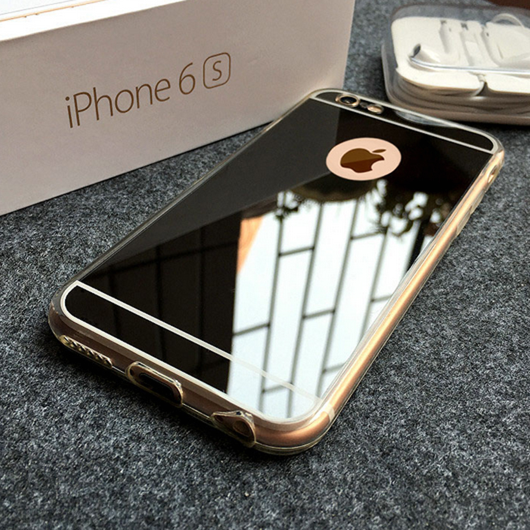 For I6 I7 <strong>Case</strong> Hybrid fashion jewelry Cover Mirror Phone <strong>Case</strong> For Iphone 6 7