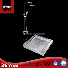304 Stainless steel manufacturer shower tray sizes