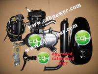 49cc bisiklet motoru kiti/motorised bicycle engine kit 80cc/gas scooter