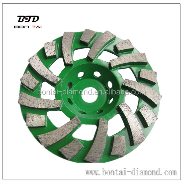 Favorites Compare High Quality Diamond Grinding Cup Wheel & Disc For Concrete