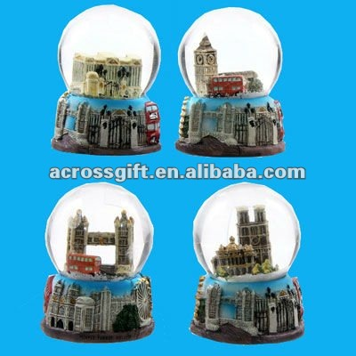 London resin waterball