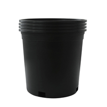 China Honest Manufacturer Garden Plastic Flower Pot