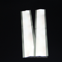 High Visibility Sliver Luminous Reflective Fabric