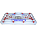 pool inflatable beer pong table with cooler