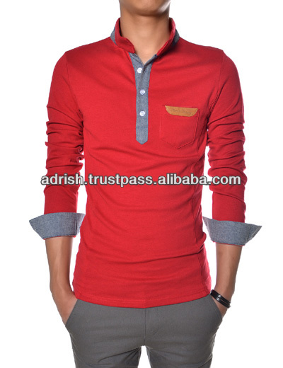 cool dry polo shirts/latest casual shirts designs for men