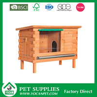 outdoor rabbit hutch rabbit breeding cage used