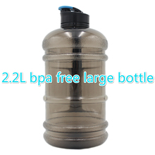 2.2L hot selling items sporting goods large capacity bpa free training gym water bottle