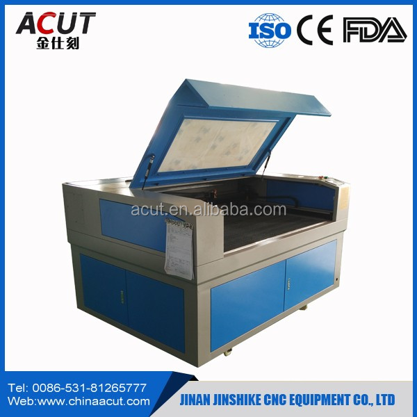 Mini desktop Co2 laser cutting and engraving machine 1610