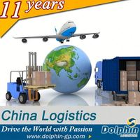 Universal Shenzhen logistics transportation sea freight shipping agent company from Shenzhen port to Russia port------dolphin