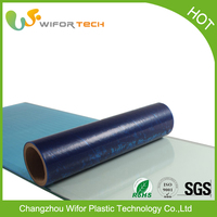 Best Price Surface Protection Self Adhesive Temporary PE Self Adhesive Floor Protection Film