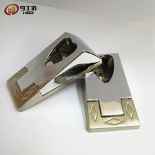Hot selling heart-shaped clothes rod support bracket