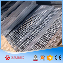 ADTO Group Hot Dip Galvanized Painted Steel Grating Types Apply for Industrial And Commercial Use Catwalks Ventilation Cover
