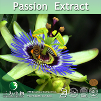 Herbal Plant Passion Fruit Extract,Passiflora coerulea Extract Powder,Passiflora Coerulea Extract Powder 4:1 10:1