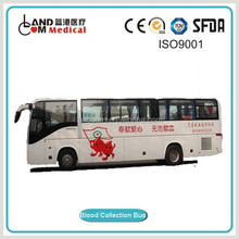 (Manufacturer): Medical bus / Blood donator vehicle with HIGHER chassis