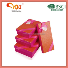 Manufacturer Gift Paper Box High Quality Jewelry Logo OEM Eco China Wholesale Cardboard Gift Design