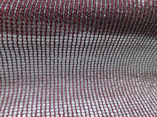 100%polyester embroidered shiny plain organza fabric for curtain