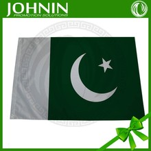 3ft x 5ft Pakistan national Polyester flag