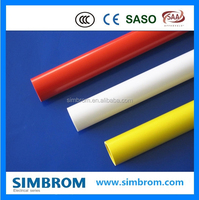 UV resistant insulated PVC conduit Fire Resistant Pvc Pipe