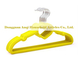 Fashional Velvet Hanger with Sweet Heart