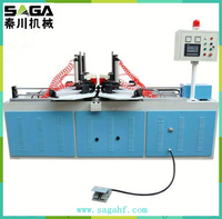 SZ5-SA High Frequency Picture Frame Assembly Machine from SAGA