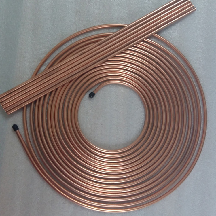 Wholesale new arrival refrigerator parts copper coil pipe