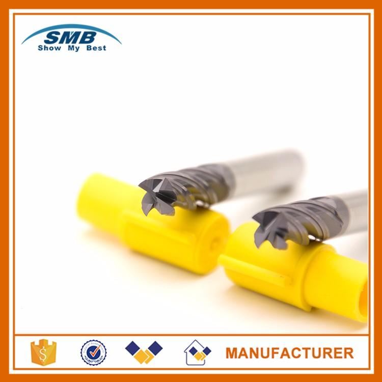 Professional cnc end mills for stainless steel for wholesales