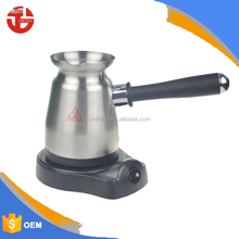 Anti-overflow Function Electric 304 Stainless steel Turkish coffee maker JKT-600