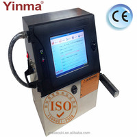 Automatic digital inkjet printer for pvc foil
