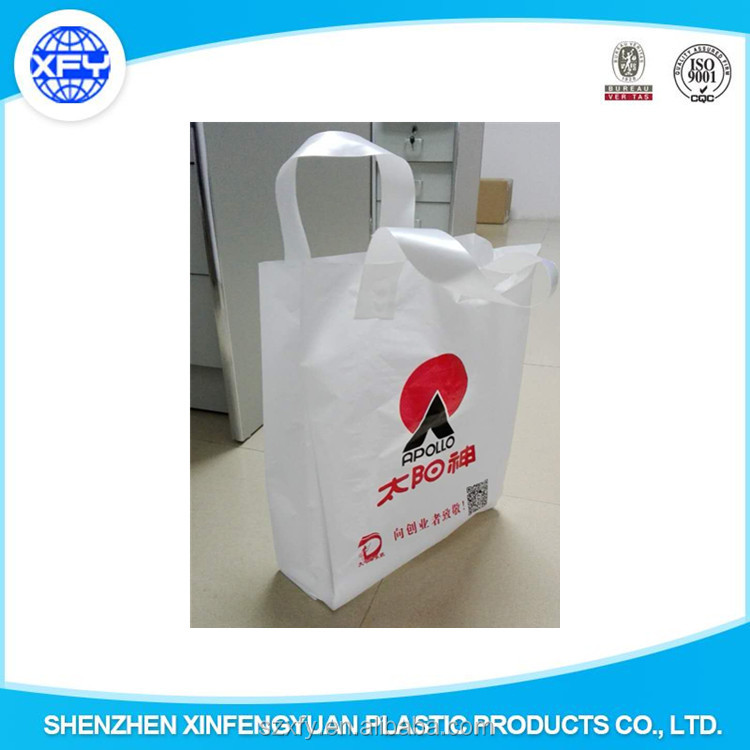 Manufacturer Custom Recycled Plastic Tote Bag