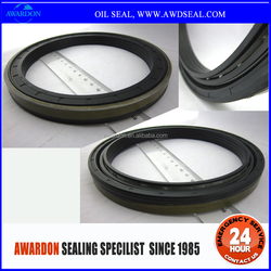 12016448B wheel hub oil seal for commercial vehicle national oil seal size chart