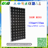 Wholesale Price Solar Panel 300W Solar Cell of Solar Panel System