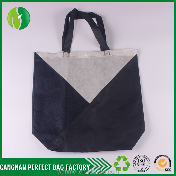 Best Big Eco Reusable Shopping pu tote bag products imported from china wholesale