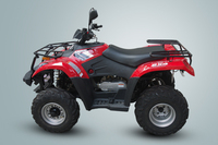 LINHAI 200cc high quality quad bike ATV