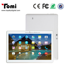 4G FDD LTE tablet pc 10.1inch Capacitve Multi-touch MTK6735 Quad Core A7 1.3GHz 1GB+16GB EMMC