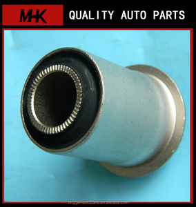auto spare parts upper control arm bushing suspension bushing for Mitsubishi L300 OEM MB430200
