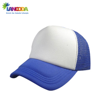 China Wholesale best quality sublimation hat cap/mesh cap/trucker hat