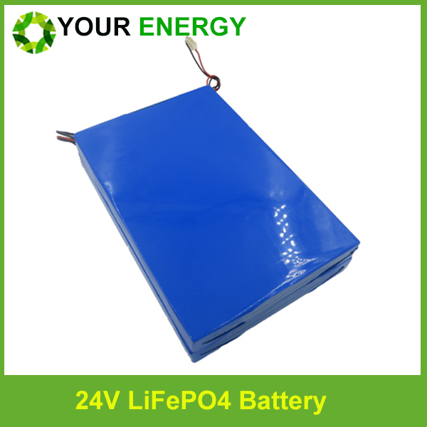 LiFePO4 battery pack 24v 6ah rechargeable for pool cleaning robot