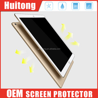 0.33mm 0.20mm 9H HD clear tempered glass screen protector cover/LCD screen protector for tablet ipad pro 12.9""